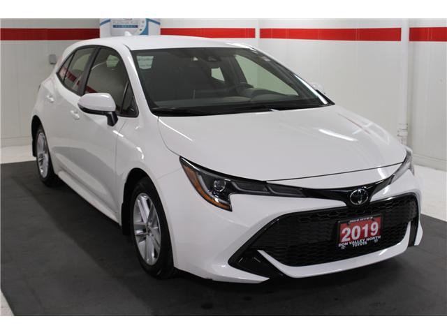 2019 Toyota Corolla Hatchback Base (Stk: 297966S) in Markham - Image 2 of 25