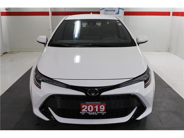 2019 Toyota Corolla Hatchback Base (Stk: 297966S) in Markham - Image 3 of 25