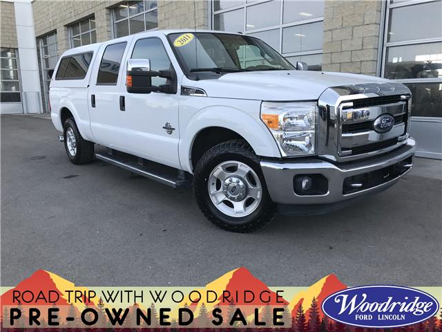 2011 Ford F-350 XLT (Stk: K-1855A) in Calgary - Image 1 of 21