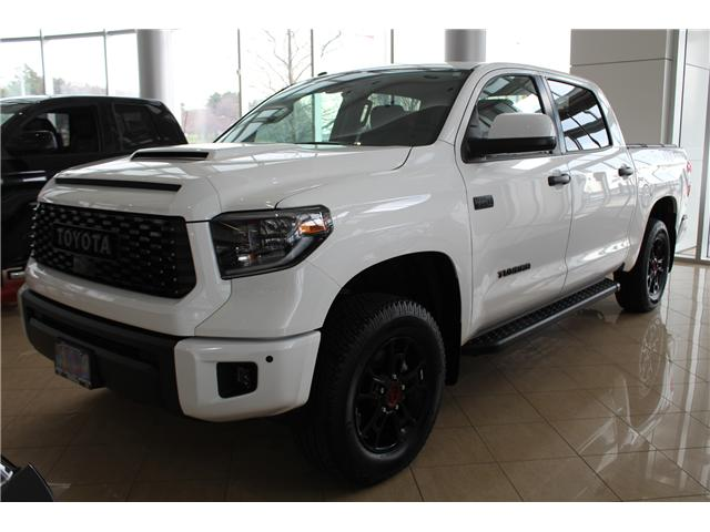 2019 Toyota Tundra SR5 Plus 5.7L V8 (Stk: 284257) in Markham - Image 4 of 26
