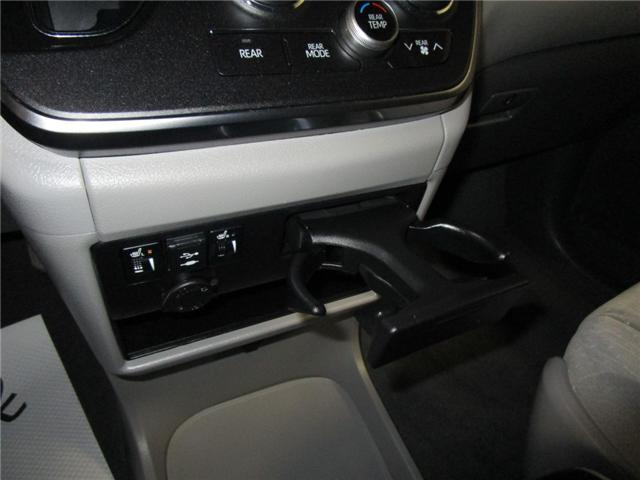 2019 Toyota Sienna LE 8-Passenger (Stk: F170627) in Regina - Image 25 of 35