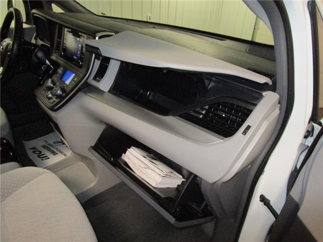 2019 Toyota Sienna LE 8-Passenger (Stk: F170627) in Regina - Image 33 of 35