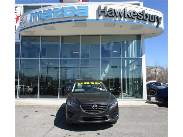 2016 Mazda CX-5 GT (Stk: HMC6399) in Hawkesbury - Image 1 of 9