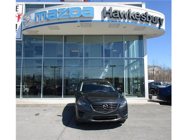 2016 Mazda CX-5 GT (Stk: HM26315A) in Hawkesbury - Image 1 of 9