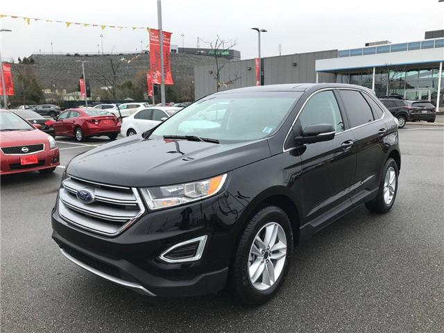 2018 Ford Edge SEL (Stk: PB91288) in Saint John - Image 1 of 39