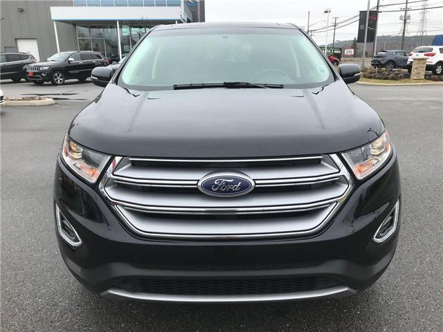 2018 Ford Edge SEL (Stk: PB91288) in Saint John - Image 8 of 39