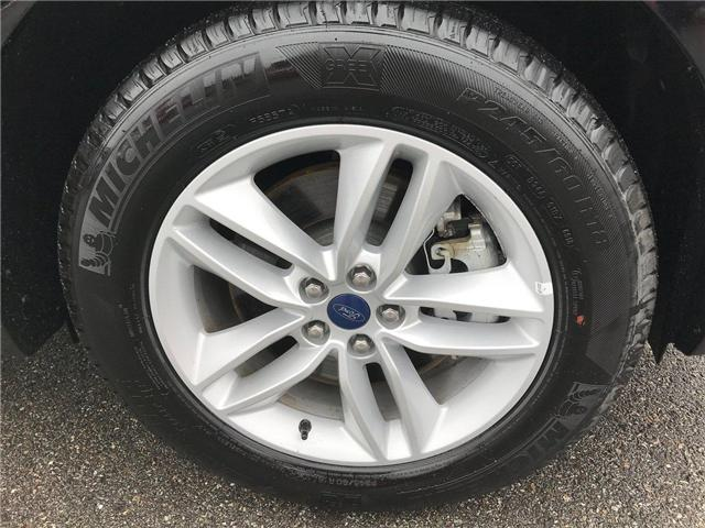 2018 Ford Edge SEL (Stk: PB91288) in Saint John - Image 9 of 39