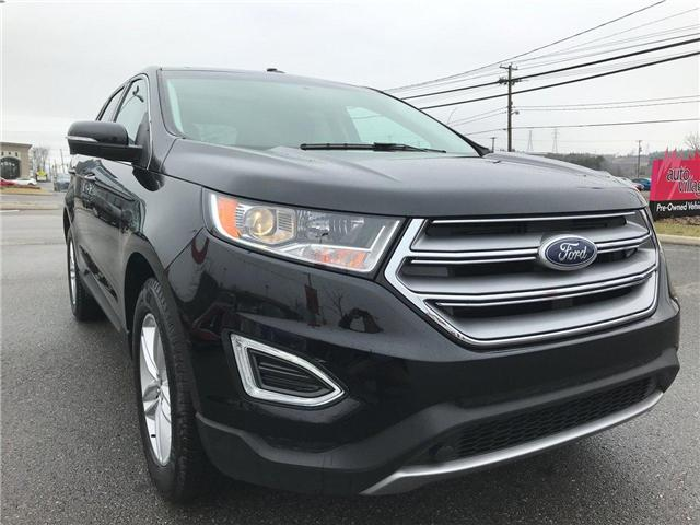2018 Ford Edge SEL (Stk: PB91288) in Saint John - Image 10 of 39