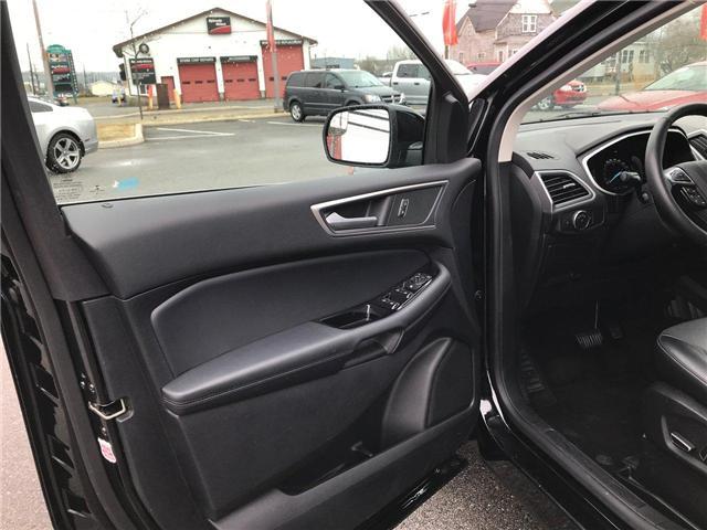 2018 Ford Edge SEL (Stk: PB91288) in Saint John - Image 12 of 39