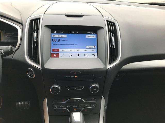 2018 Ford Edge SEL (Stk: PB91288) in Saint John - Image 24 of 39