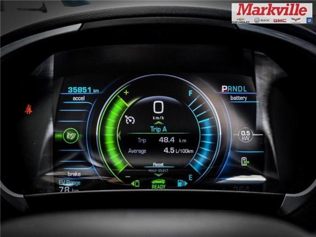 2018 Chevrolet Volt LT-LEATHER-GM CERTIFIED PRE-OWNED-1 OWNER (Stk: P6307) in Markham - Image 24 of 28