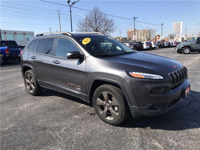 2016 Jeep Cherokee North (Stk: 19578A) in Windsor - Image 1 of 13