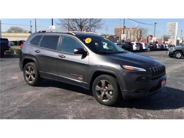 2016 Jeep Cherokee North (Stk: 19578A) in Windsor - Image 2 of 13