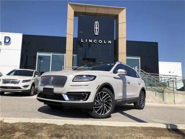 2019 Lincoln Nautilus Reserve (Stk: NT19511) in Barrie - Image 1 of 30