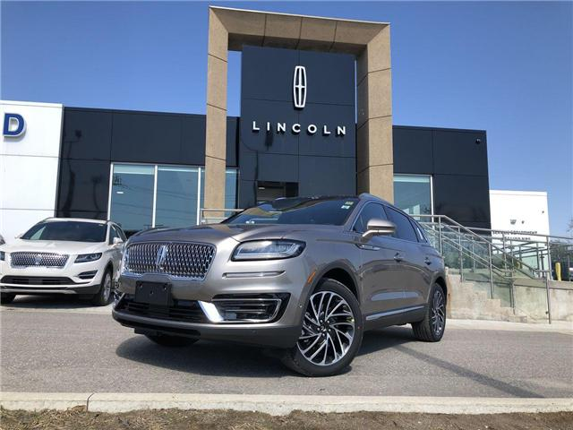 2019 Lincoln Nautilus Reserve (Stk: NT19512) in Barrie - Image 1 of 27