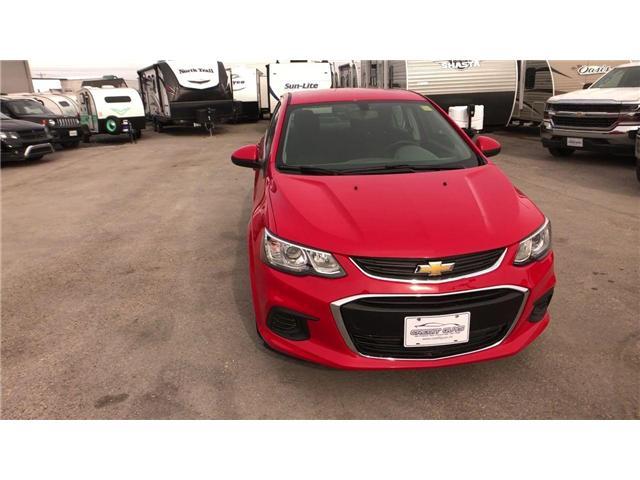 2018 Chevrolet Sonic LT Auto (Stk: I7195) in Winnipeg - Image 3 of 23