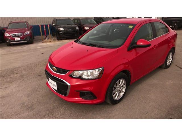 2018 Chevrolet Sonic LT Auto (Stk: I7195) in Winnipeg - Image 4 of 23