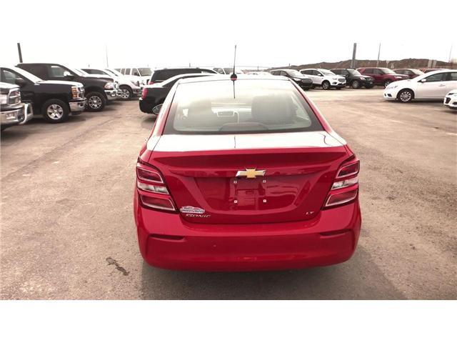 2018 Chevrolet Sonic LT Auto (Stk: I7195) in Winnipeg - Image 7 of 23