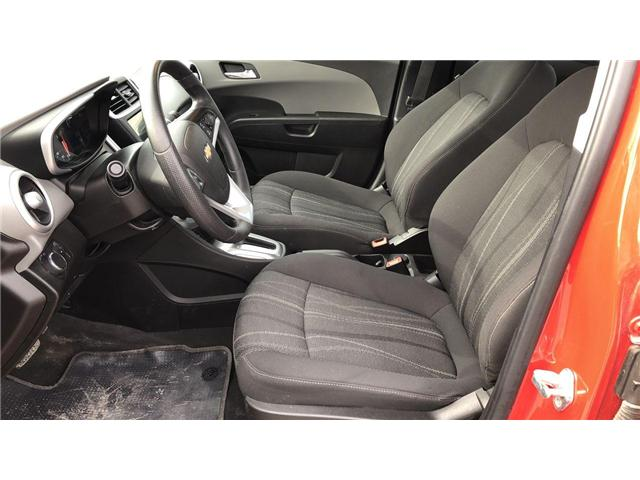 2018 Chevrolet Sonic LT Auto (Stk: I7195) in Winnipeg - Image 13 of 23
