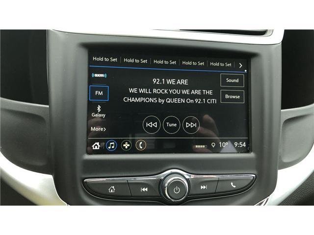 2018 Chevrolet Sonic LT Auto (Stk: I7195) in Winnipeg - Image 16 of 23