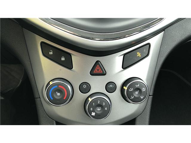 2018 Chevrolet Sonic LT Auto (Stk: I7195) in Winnipeg - Image 18 of 23