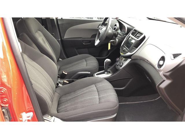 2018 Chevrolet Sonic LT Auto (Stk: I7195) in Winnipeg - Image 19 of 23