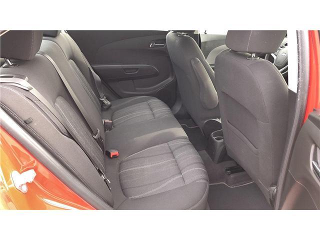 2018 Chevrolet Sonic LT Auto (Stk: I7195) in Winnipeg - Image 20 of 23