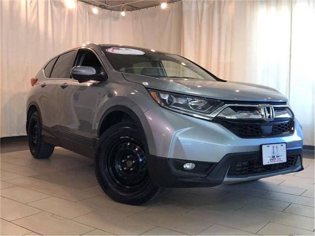 2017 Honda CR-V EX-L w/ 2 Sets of tires and rims |Leather| Sunroof (Stk: 38750) in Toronto - Image 1 of 28