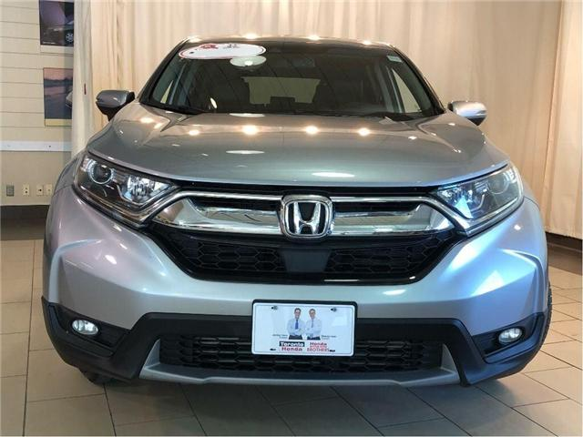 2017 Honda CR-V EX-L w/ 2 Sets of tires and rims |Leather| Sunroof (Stk: 38750) in Toronto - Image 2 of 28