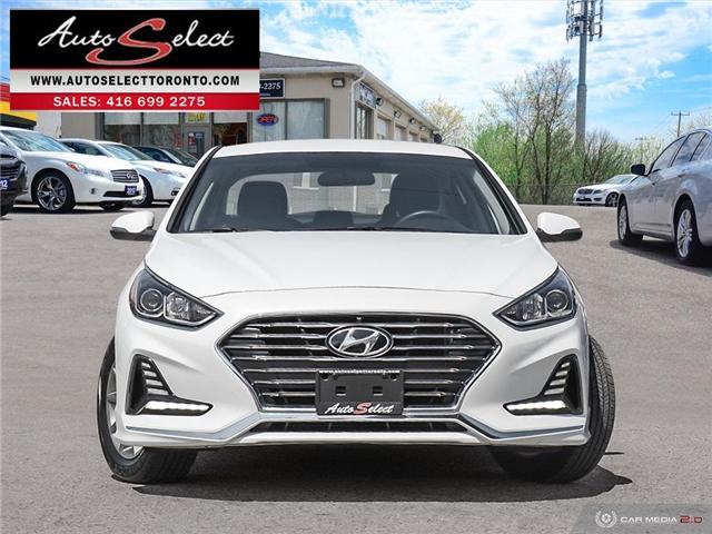 2019 Hyundai Sonata  (Stk: 19HT3GL) in Scarborough - Image 2 of 27