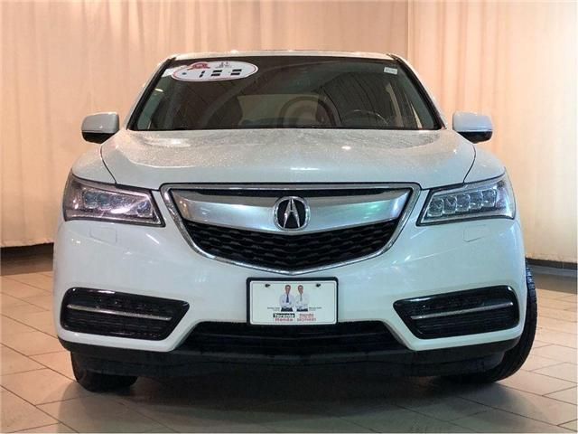 2014 Acura MDX 3.5L w/ Acura Certified warranty till 2020/130,000 (Stk: 38821) in Toronto - Image 2 of 28