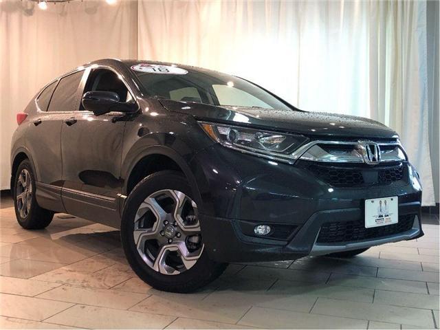 2018 Honda CR-V EX-L (Stk: 38665) in Toronto - Image 1 of 27