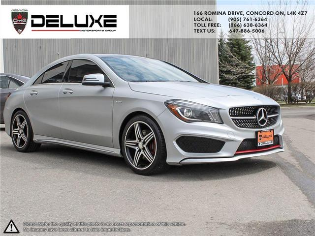 2016 Mercedes-Benz CLA-Class Base (Stk: D0561) in Concord - Image 8 of 22