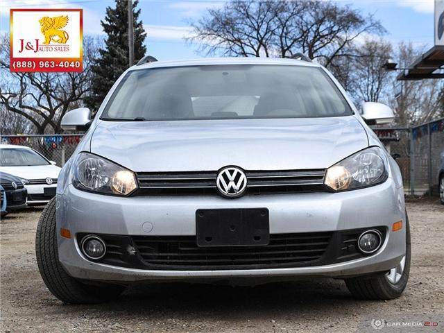 2012 Volkswagen Golf 2.0 TDI Comfortline (Stk: J18096) in Brandon - Image 2 of 27