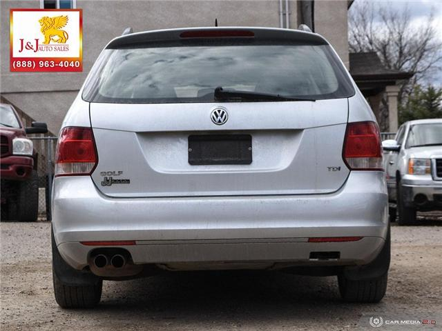 2012 Volkswagen Golf 2.0 TDI Comfortline (Stk: J18096) in Brandon - Image 5 of 27