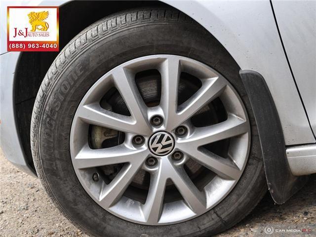 2012 Volkswagen Golf 2.0 TDI Comfortline (Stk: J18096) in Brandon - Image 6 of 27