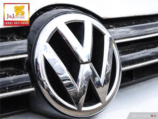 2012 Volkswagen Golf 2.0 TDI Comfortline (Stk: J18096) in Brandon - Image 9 of 27