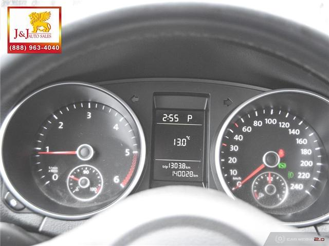 2012 Volkswagen Golf 2.0 TDI Comfortline (Stk: J18096) in Brandon - Image 15 of 27
