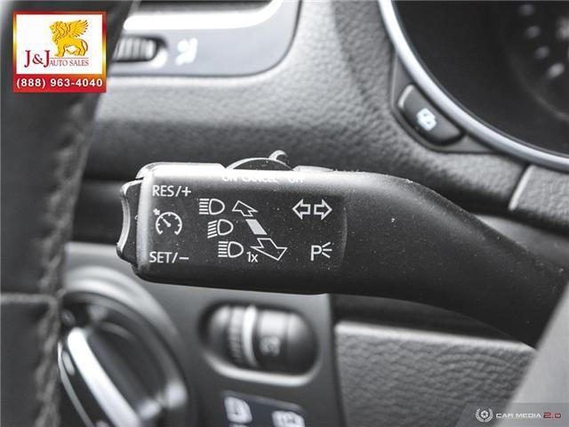 2012 Volkswagen Golf 2.0 TDI Comfortline (Stk: J18096) in Brandon - Image 16 of 27