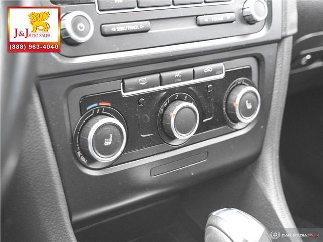 2012 Volkswagen Golf 2.0 TDI Comfortline (Stk: J18096) in Brandon - Image 19 of 27
