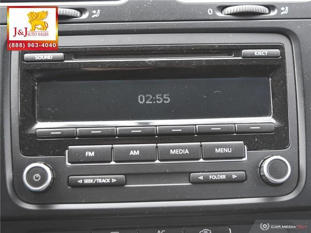 2012 Volkswagen Golf 2.0 TDI Comfortline (Stk: J18096) in Brandon - Image 20 of 27