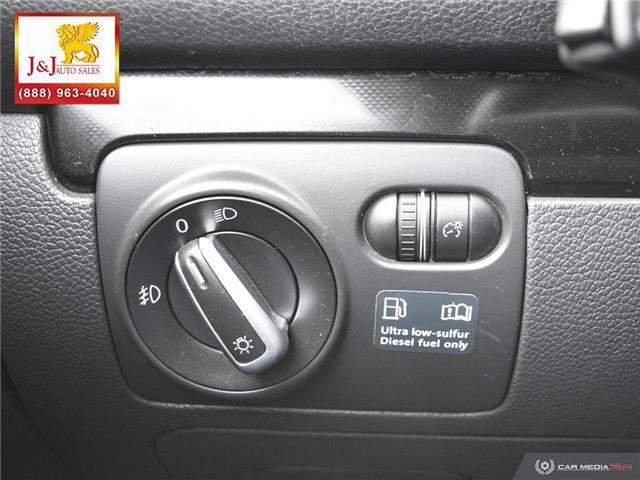 2012 Volkswagen Golf 2.0 TDI Comfortline (Stk: J18096) in Brandon - Image 25 of 27
