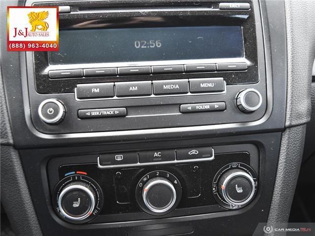 2012 Volkswagen Golf 2.0 TDI Comfortline (Stk: J18096) in Brandon - Image 27 of 27