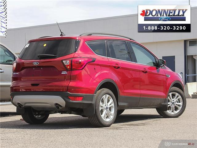 2019 Ford Escape SEL (Stk: DS660) in Ottawa - Image 4 of 28