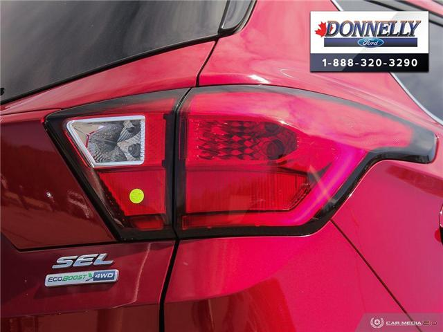 2019 Ford Escape SEL (Stk: DS660) in Ottawa - Image 12 of 28