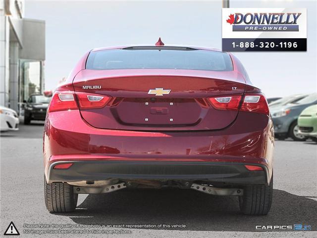 2018 Chevrolet Malibu LT (Stk: CLMUR949) in Kanata - Image 5 of 28
