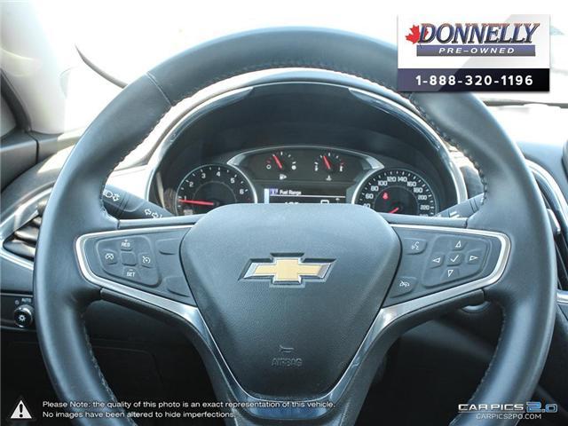 2018 Chevrolet Malibu LT (Stk: CLMUR949) in Kanata - Image 14 of 28