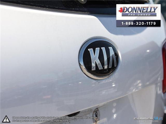2018 Kia Sorento 2.4L LX (Stk: CLKUR2265) in Kanata - Image 12 of 27