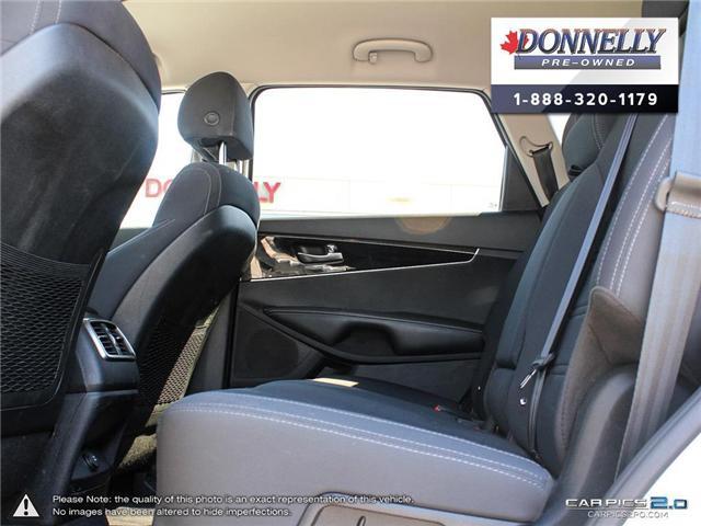 2018 Kia Sorento 2.4L LX (Stk: CLKUR2265) in Kanata - Image 24 of 27