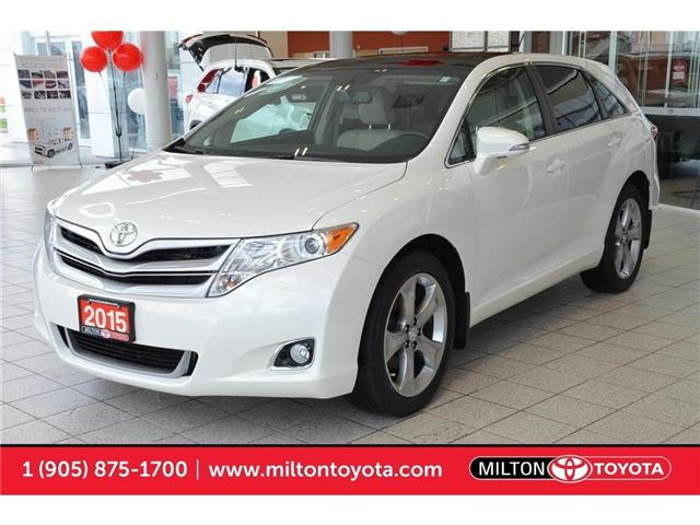 2015 Toyota Venza Base V6 (Stk: 117541) in Milton - Image 1 of 36